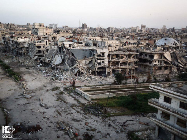 Homs-today