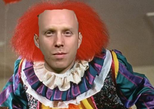 clown blumenthal
