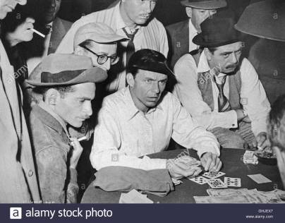 poker-scene-frank-sinatra-frankie-machine-regie-otto-preminger-aka-ghjex7